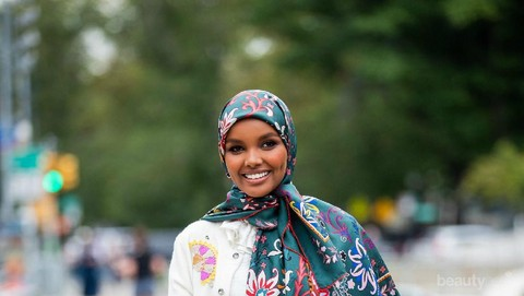 Hijab Jadi Tren Di Street Style New York Fashion Week 2020
