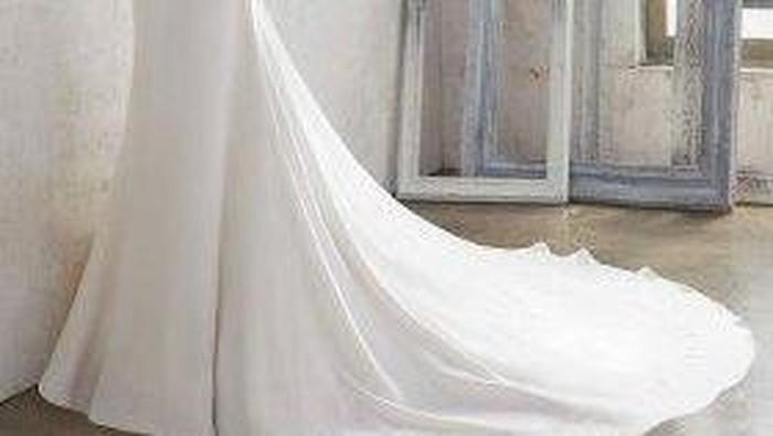 5 Inspirasi Petite Wedding Dress Terbaik Bagi Pengantin Bertubuh Pendek