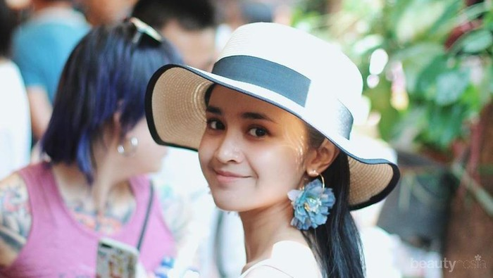 Jangan Minder Punya Badan Mungil, Yuk Tampil Cantik dengan Fashion Style Ala Michelle Ziudith