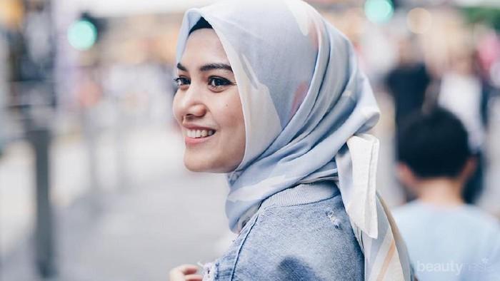 Perubahan Penampilan Istri Ricky Harun, Makin Cantik dan Santun dengan Hijab Syar'i