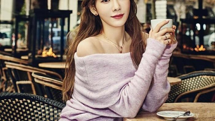 Mau Tampil Stylish ada Cewek Korea? 7 Gaya si Cantik Taeyon SNSD Bisa Jadi Inspirasi!