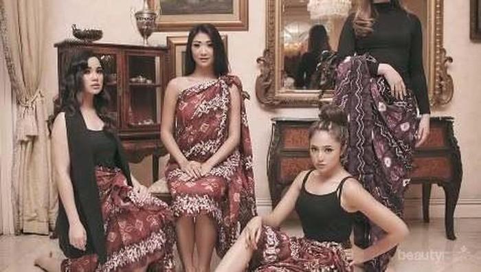 Hari Batik Nasional, Fashion Look Para Artis Ini Bisa Jadi Inspirasi