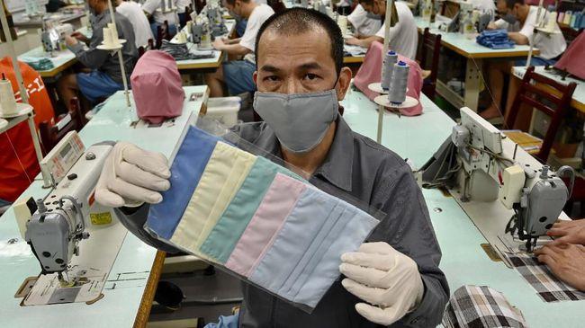 Fiat Chrysler Automobiles dilaporkan bakal memanfaatkan salah satu pabriknya di Asia memproduksi masker untuk menangani Covid-19 di Italia.