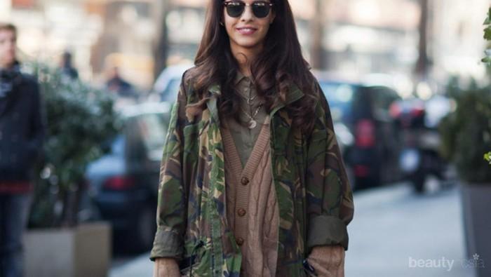 6 Inspirasi OOTD 'Army Look' untuk Gaya Lebih Kekinian