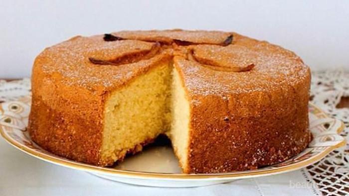 Mudah dan Praktis, Ini Resep Buat Kue Bolu di Rumah