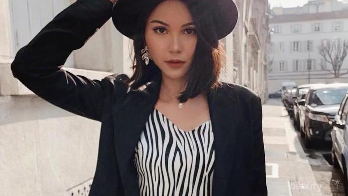 5 Penampilan Stylish Alyssa Daguise dengan Outfit Putih yang Jadi Inspirasi