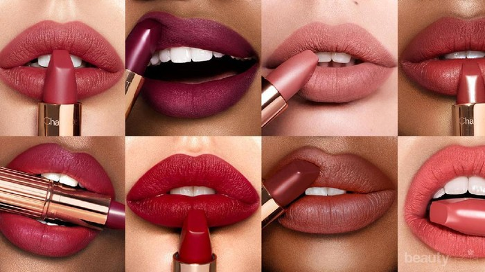 Tips Jitu Memilih Lipstick Matte Sesuai Warna Kulit