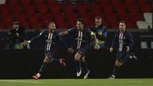 Hasil Drawing: Jalan Mudah PSG ke Final Liga Champions