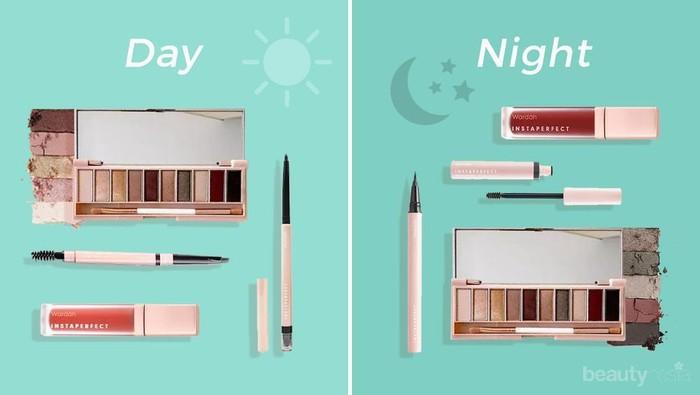 Biar Makeup Tetap Stand Out Sepulang Kerja, Contek yuk Tutorial Day to Night Makeup Ini!
