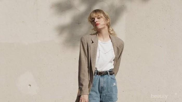 Jangan Asal Pakai, Begini Tips Padu Padan Blazer Biar Terlihat Lebih Stylish