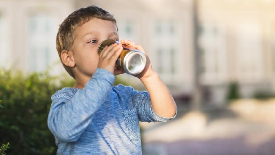 Bahaya Minuman Berenergi untuk Anak, Baca Dulu Sebelum Membelinya