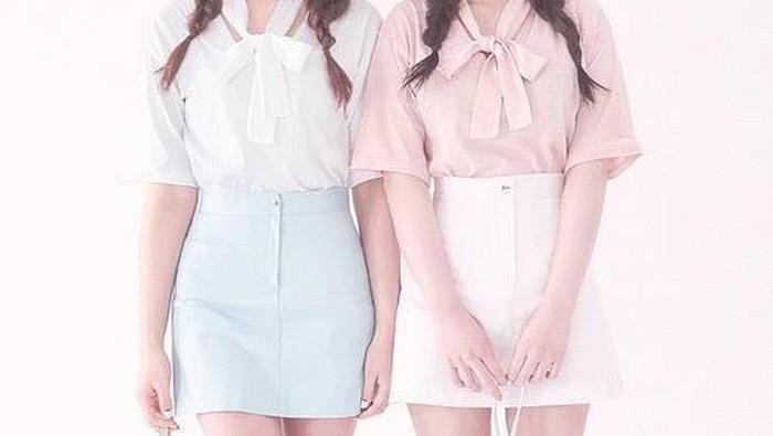 Inspirasi Dress Warna Pastel ala Korea yang Manis, Cocok untuk First Date