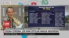 VIDEO: Cegah Corona, 126 WNA Ditolak Masuk Indonesia
