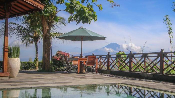 Villa Borobudur, Tempat Honeymoon Terbaik Nikmati Keindahan Jawa di Jantung Indonesia
