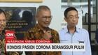 VIDEO: Kondisi Pasien Positif Corona Berangsur Pulih