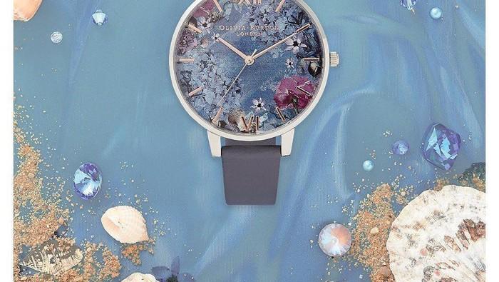 Keindahan Bawah Laut dalam Jam Tangan dan Perhiasan Olivia Burton