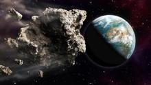 Asteroid Seukuran Mobil Nyaris Tabrak Bumi