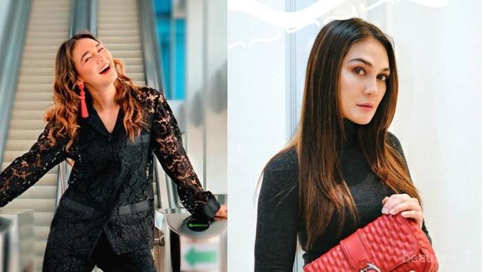10 Gaya Fashion Luna Maya, Bukti Makin Stylish dan Berkelas