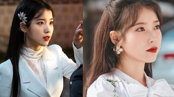 Mau Gaya Vintage Lebih Keren? Contek Inspirasnya dari IU di Drama Korea 'Hotel Del Luna' Ini!
