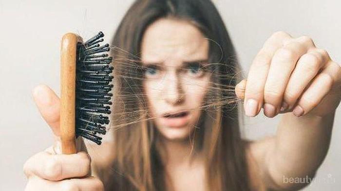 [FORUM] Sis, ada yang punya tips mengatasi rambut rontok?