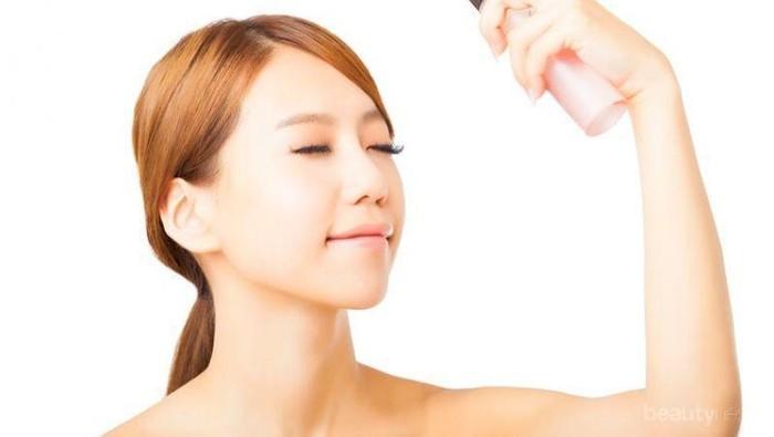 5 Setting Spray Lokal Terbaik untuk Makeup Tahan Lama