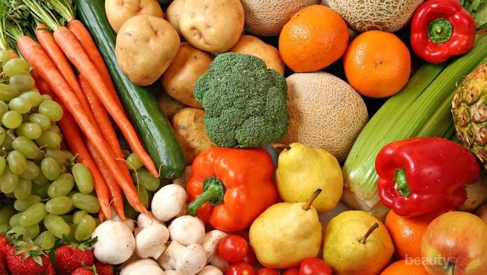 Lindungi Kulit dari Polusi dengan Konsumsi 7 Makanan Ini