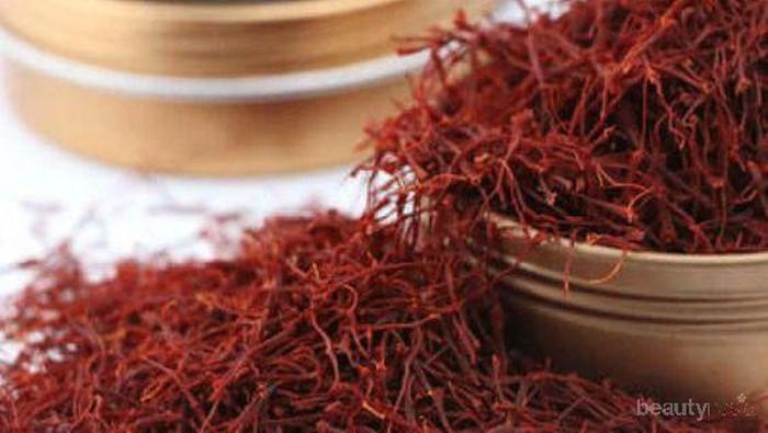 Manfaat Saffron, Melancarkan Menstruasi Hingga Turunkan Berat Badan