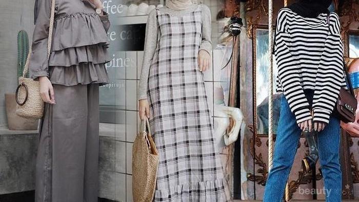 Hindari 5 Model Pakaian ini, Agar Tubuh Hijabers Tidak Terlihat Gemuk!