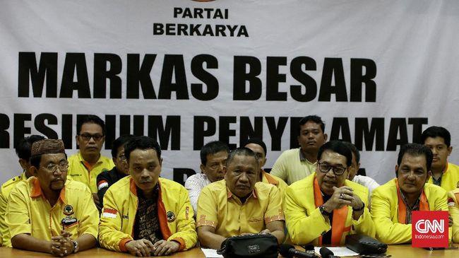 Sebelumnya, Syamsu Djalal mengklaim menjabat sebagai plt sekjen Partai Berkarya usai Badaruddin Picunang dicopot dari jabatan tersebut.