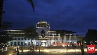 Kantor DPRD Jabar dan Gedung Sate Tutup Dua Pekan