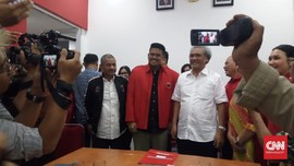 Bobby Nasution Bergabung Jadi Kader PDIP