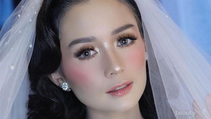 6 Rekomendasi MUA Hits yang Sering Dipakai Seleb Indonesia di Hari Pernikahan