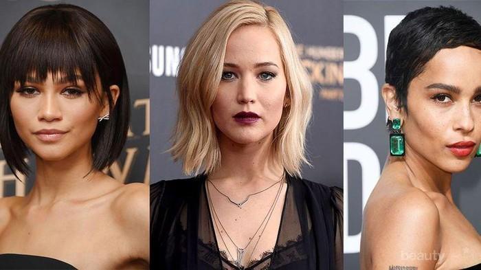 8 Gaya Rambut yang Diprediksi akan Tren di Tahun 2020