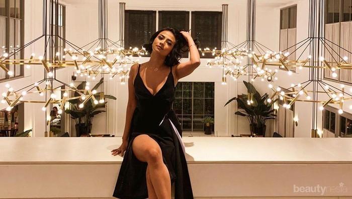 5 Tips Fashion Menutupi Betis Besar Seperti Vanessa Angel