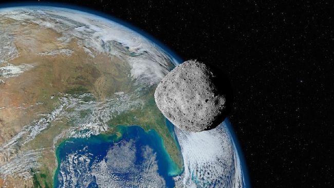 Asteroid Sebesar Lapangan Sepakbola Bakal Lintasi