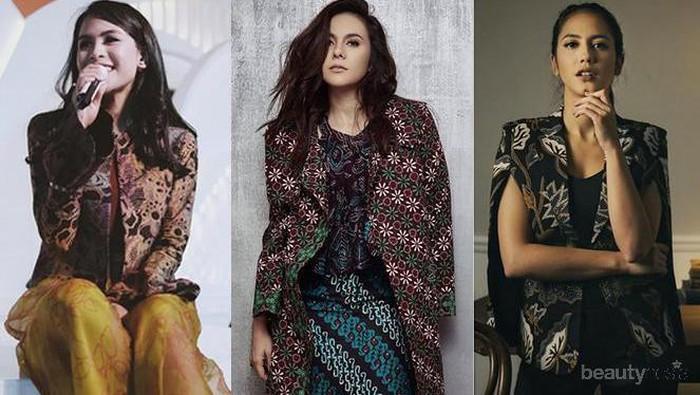 6 Inspirasi Baju Batik Modern yang Anti Bosen saat Ngantor