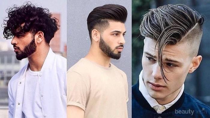 Gaya Rambut Pria Yang Masih Fashionable Menjelang Akhir Tahun 2019 Mana Favorit Kamu