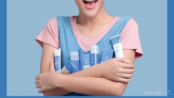 Rangkaian Skincare Emina yang Cegah Jerawat dan Kulit Berminyak untuk Remaja