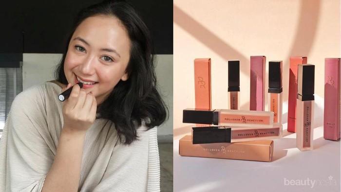 Kesuksesan Rollover Reaction Memerdekakan Perempuan Indonesia Lewat Makeup
