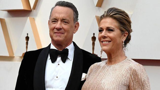 Tom Hanks dan Rita Wilson dikonfirmasi telah keluar dari rumah sakit di Australia, setelah lima hari diisolasi karena positif virus corona Covid-19.