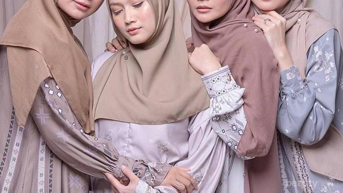 Selain Jadi Pengganti Peniti, Tuspin Mutiara Juga Bisa untuk Mempercantik Hijab