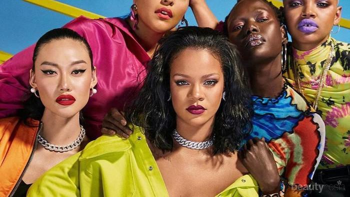 Warna Lipstik Sesuai Zodiak Versi Fenty Beauty, Lini Bisnis Rihanna