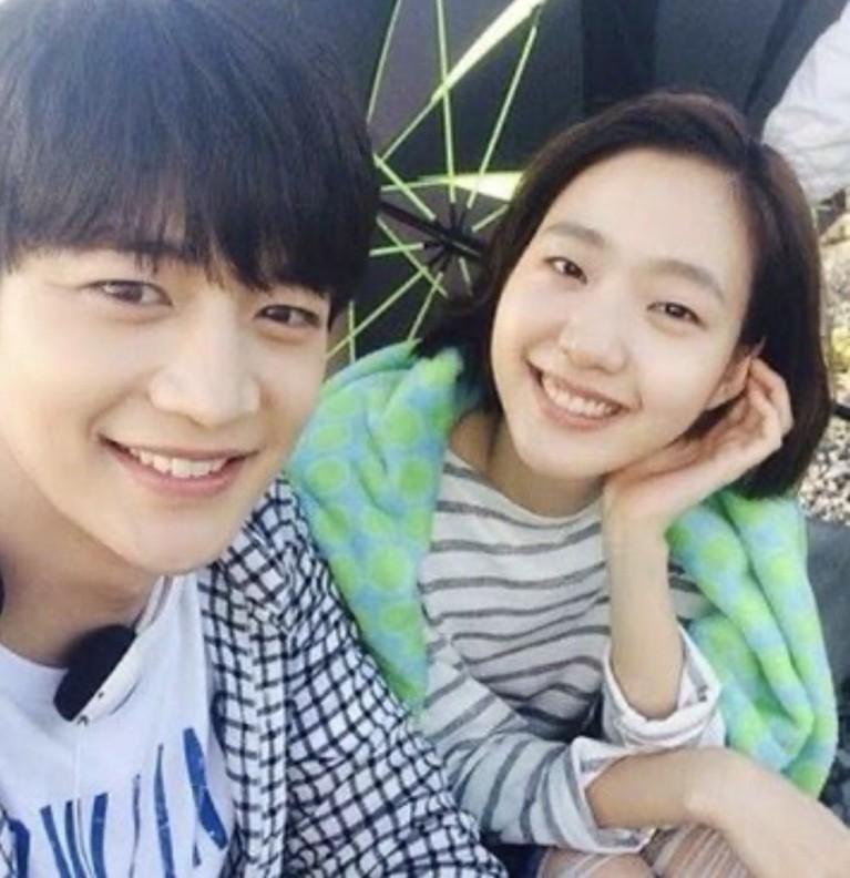 Beradu akting di film Canola bersama Minho SHNINee, Kim Go Eun disebut cocok oleh para penggemar.