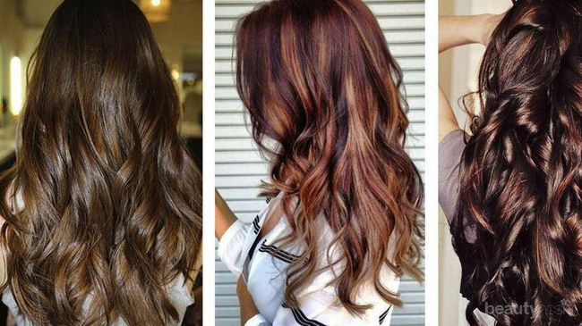 5 Warna  Cat  Rambut  yang  Cocok untuk Semua Warna  Kulit