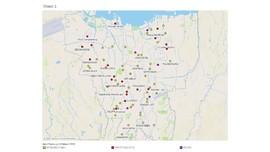 Pemerintah Diminta Tiru DKI-Jabar Buat Peta Sebaran Corona