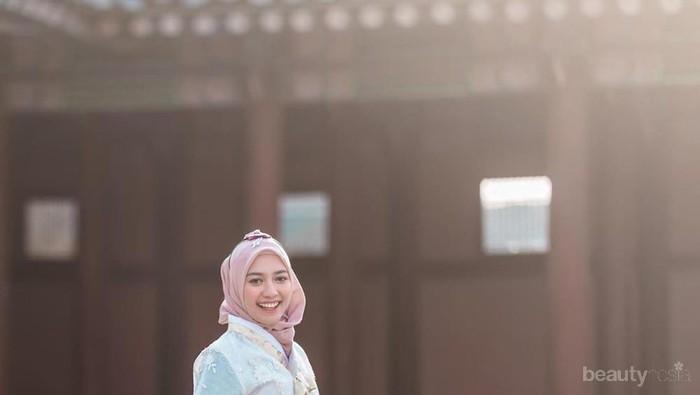 Inspirasi Dress Hijab Cantik untuk Jadi yang Paling Memesona di Hari Raya