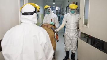 Daftar Wilayah Transmisi Lokal Virus Corona di Indonesia