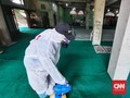 Cegah Corona, DMI Semprot Disinfektan 10 Ribu Masjid