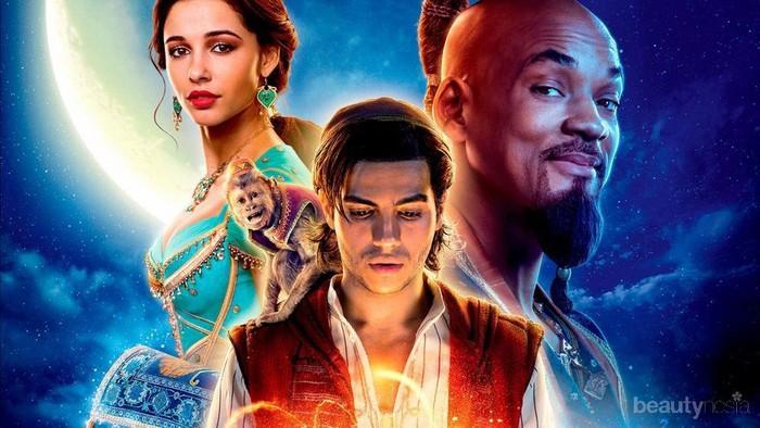 6 Fakta Unik dan Menarik Film Aladdin yang Wajib Kamu Ketahui