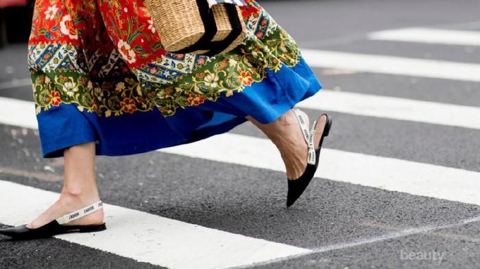 5 Alasan Flat Shoes Jadi Item Fashion Andalan Sehari-hari, Harus Punya!